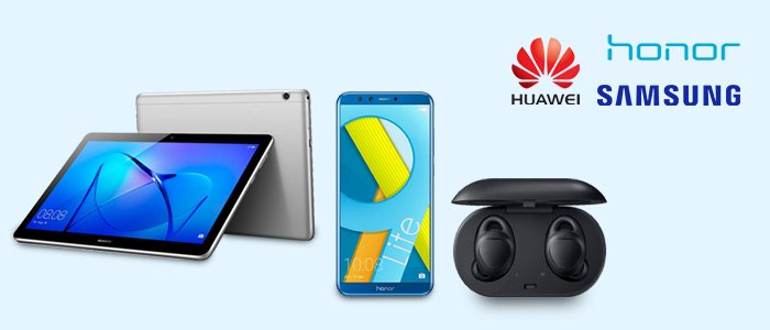 Samsung, Huawei, Honor: Smartphone, Tablet e accessori