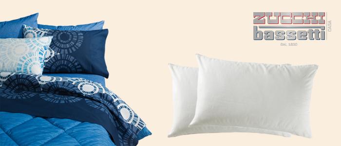 Zucchi Bassetti tessili letto