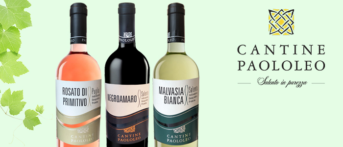 Cantine PaoloLeo: vini salentini