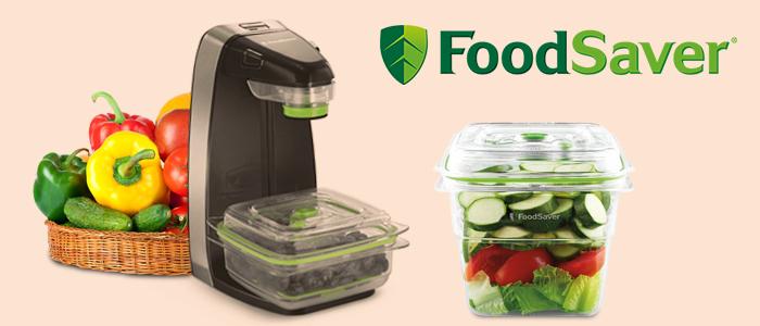 FoodSaver: Macchina Sottovuoto e Contenitori