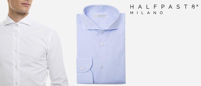 HALFPAST8® camicie uomo - Collezione Estate 2019