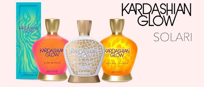 Kardashian Glow: Solari by Australian Gold