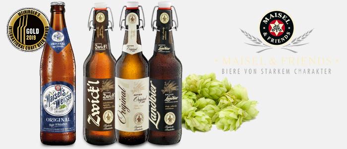 Maisel & Friends: la birra Campione del Mondo