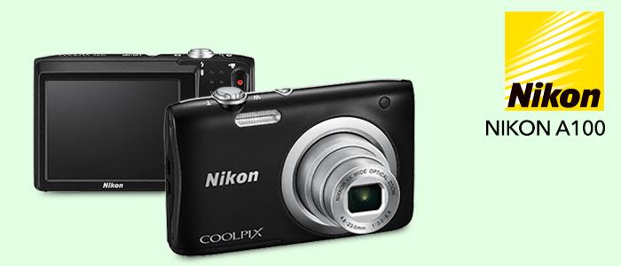 Nikon fotocamera A100