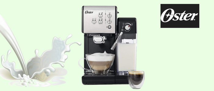 Oster Macchina Espresso Prima Latte II