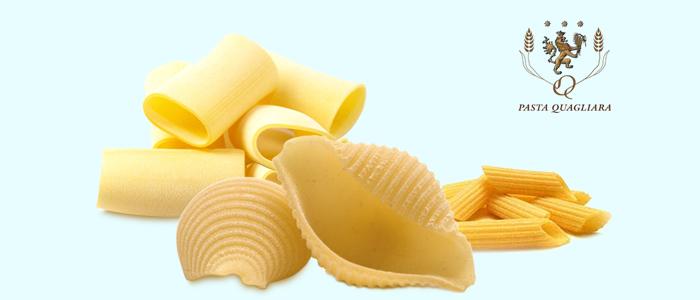 Pasta Quagliara: antico pastificio Lucano