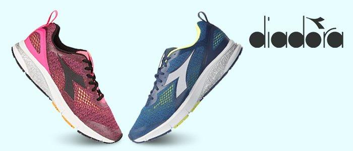 Diadora Scarpe: Active Running e Lifestyle Sportswear