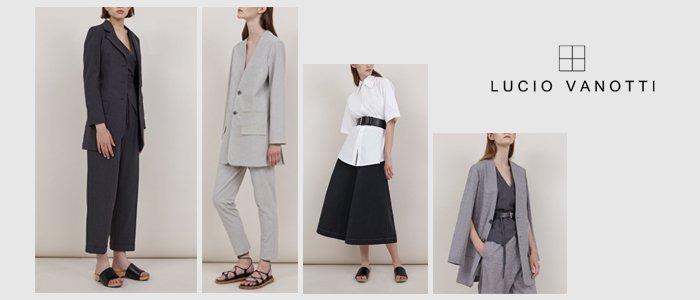 Lucio Vanotti abbigliamento donna