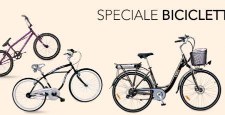 Biciclette e Bici Elettriche - FUORI TUTTO!