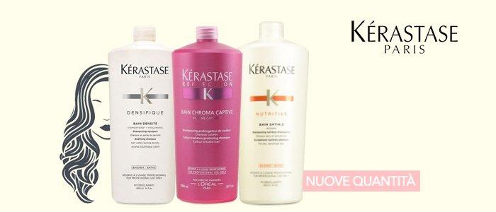 Kérastase Professional Shampoo 1 Litro