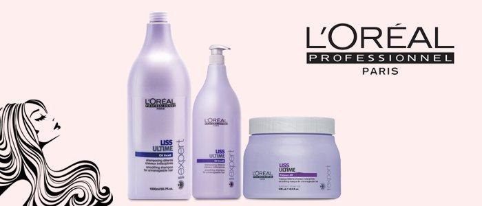 L'Oréal Professionnel linea Liss Ultime