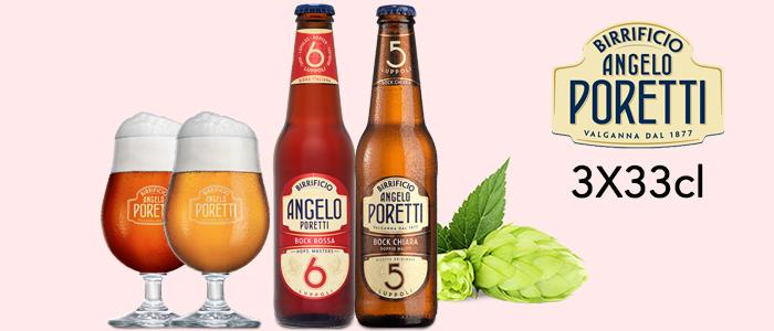 PROMOZIONE Birra Angelo Poretti