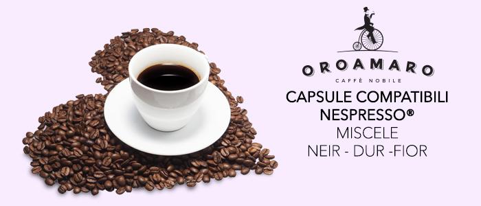 OROAMARO Capsule Compatibili Nespresso