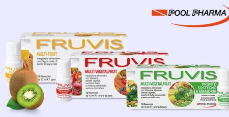 Poolpharma Fruvis Multi-Vegetal Fruit e Pappa Reale