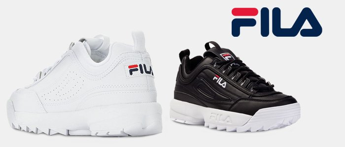 Fila Scarpe Donna: New Collection 2019/2020
