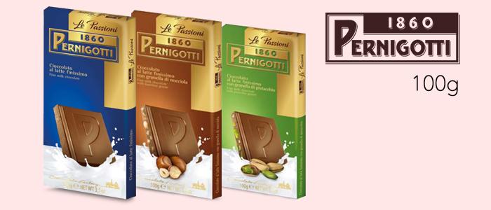 Le Passioni Pernigotti : Tavolette di Cioccolato 100g