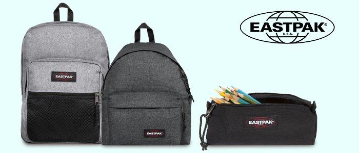 Eastpak: Nuovi arrivi per la scuola