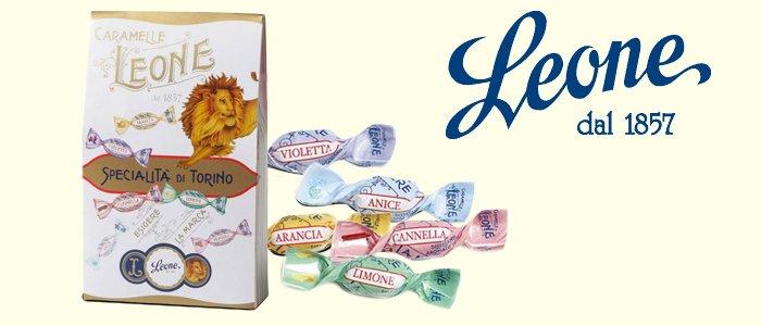 Promozione Leone: caramelle 80g