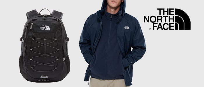 The North Face: abbigliamento e accessori Inverno 2019-20