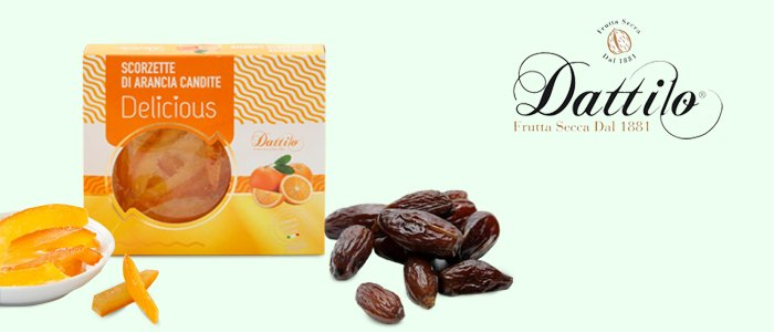 Dattilo Frutta Secca e Snack Aperitivo