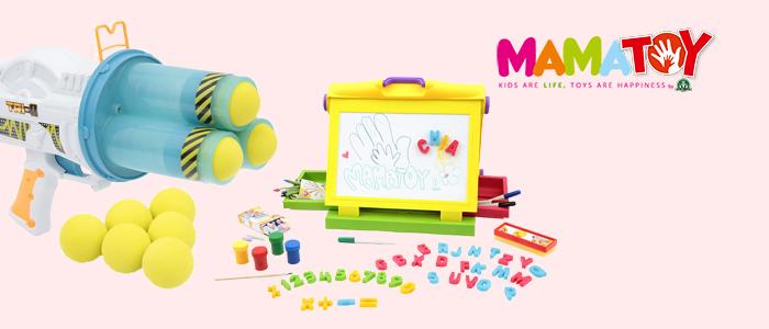 Mamatoy Giochi e attività per tutti i Bambini