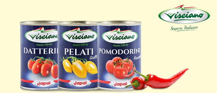 PROMO 2x1: Visciano Pomodori e Pelati