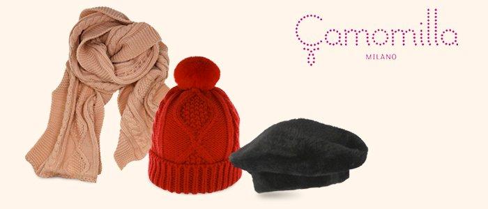 Camomilla Sciarpe e Cappelli