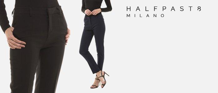 HALFPAST8 Pantaloni Donna