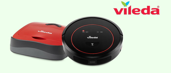 Vileda Robot Aspirapolvere VR101 e VR302