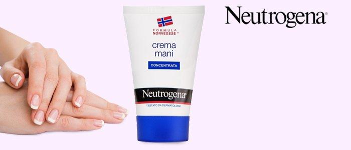 Neutrogena Crema Mani Concentrata