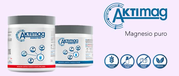 Aktimag Magnesio Assoluto Puro