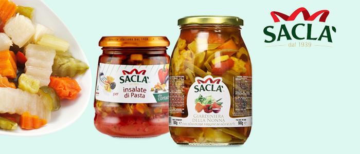 PROMOZIONE: Saclà Sottoli e Condimenti