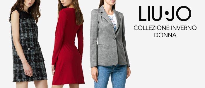 Liu-Jo: Abbigliamento Donna Inverno