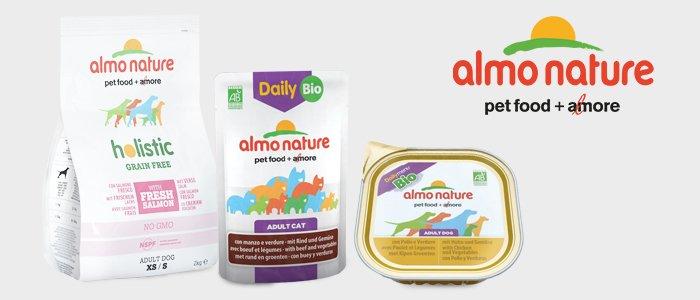 Almo Nature Cane e Gatto: Daily BIO e Grain Free