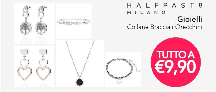 PROMO HAFLPAST8 Bijoux: bracciali, collane e orecchini