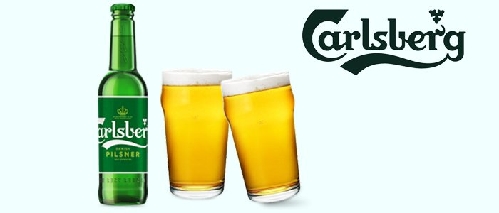 Carlsberg: Danish Pilsner 500ml
