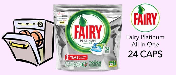 Fairy Platinum All In One 24Caps