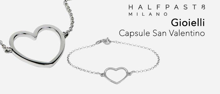 HALFPAST8 Bijoux: Capsule San Valentino
