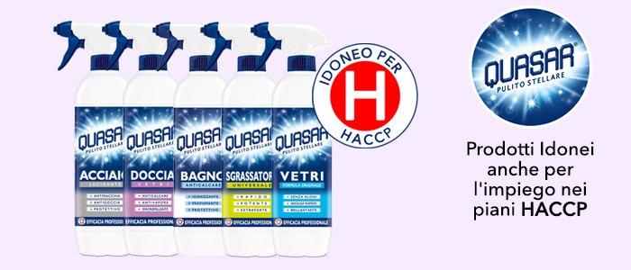 Quasar Detergenti e Sgrassatori