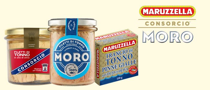Speciale Tonno: Consorcio, Moro e Maruzzella
