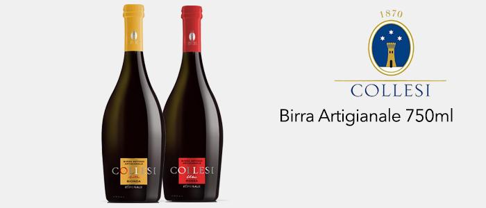 Collesi: Birra Artigianale Rossa