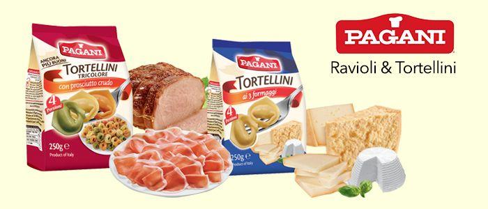Pagani Ravioli & Tortellini