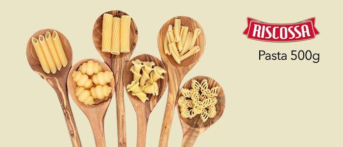 Pasta Riscossa: pasta di semola di grano duro