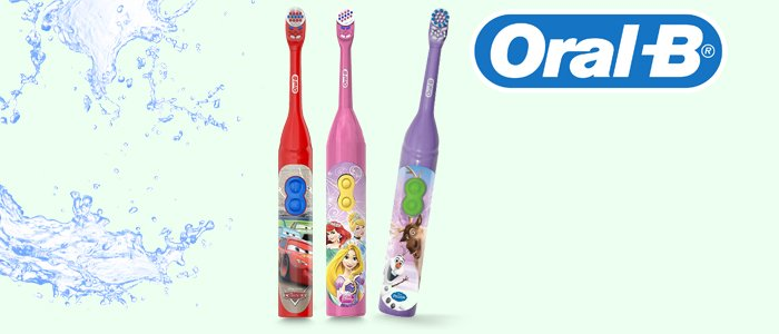 Oral-B Kids Stages Power Spazzolini Elettrici