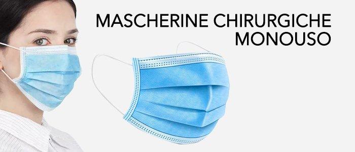 Offerta Mascherine chirurgiche per aziende convenzionate