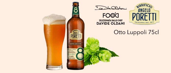 Angelo Poretti: Birra 8 Luppoli