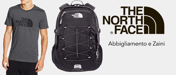The North Face: T-shirt e Zaini