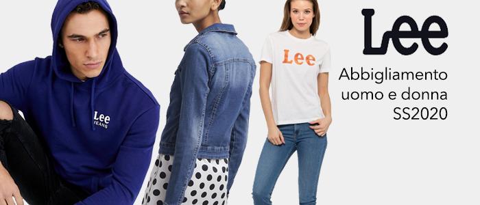 Lee SS2020: Abbigliamento uomo e donna