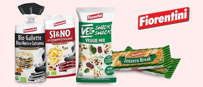 Fiorentini BIO Snack e Barrette