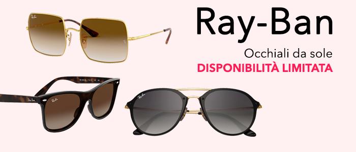 Ray-Ban Occhiali da Sole - DISPONIBILITÀ LIMITATA